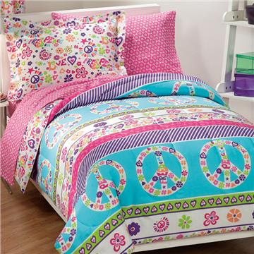 Peace & Love Mini Bed In A Bag Sets | By DomesticBin