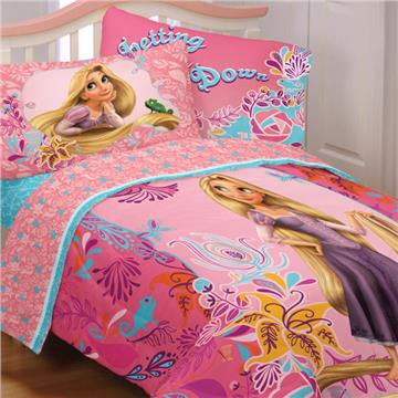 Tangled- Letting My Hair Down Bedding