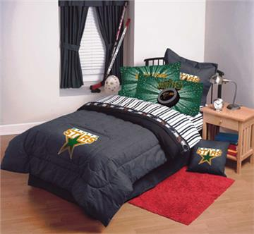 DALLAS STARS NHL Hockey Bedding and Accessories | By DomesticBin