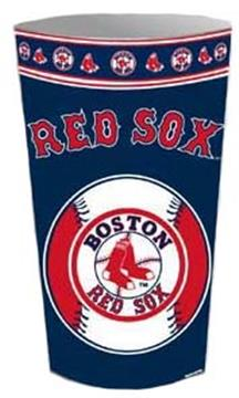 Boston Red Sox Wastebasket | By DomesticBin