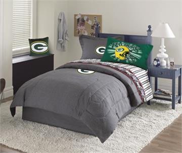GREEN BAY PACKERS  Denim  Bedding Accessories | By DomesticBin