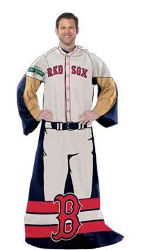 MLB RED SOX Snuggler Blanket | By DomesticBin