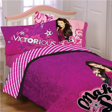 Victorious Girls Bedding-Born for This | By DomesticBin