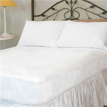 Wellrest Health Solutions Unquilted Mattress Pad | By DomesticBin