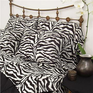 WILD LIFE  100% Cotton Sheet Sets by Scent-Sation, Inc. | By DomesticBin