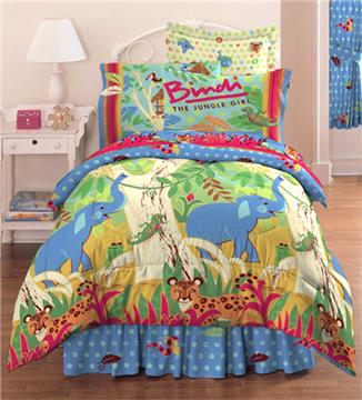 BINDI'S TREE HOUSE Bedding for Kids