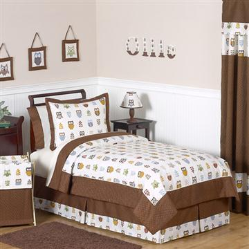 JoJo Designs Night Owl Bedding