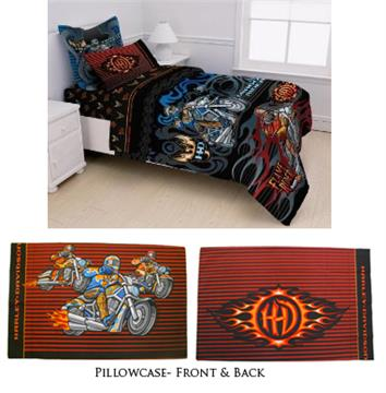 HARLEY DAVIDSON YOUNG RIDERS Bedding