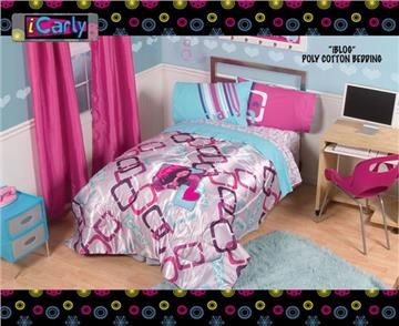 iCarly iBlog Bedding for Girls