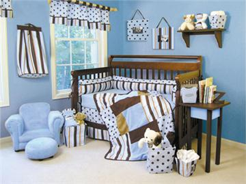 MAX Nursery and Toddler Bedding Collection