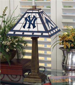 New York Yankees lamp