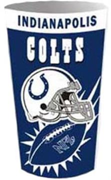 Indianapolis Colts Wastebasket for Kids Room | By DomesticBin
