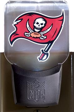 Tampa Bay Buccaneers Night Light | By DomesticBin