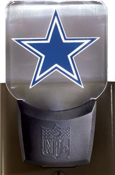 Dallas Cowboys Night Light | By DomesticBin