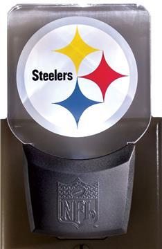 Pittsburgh Steelers Night Light   By DomesticBin