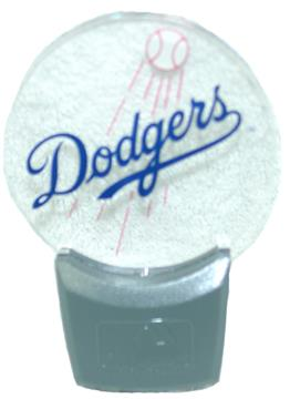 Los Angeles Dodgers Night Light | By DomesticBin