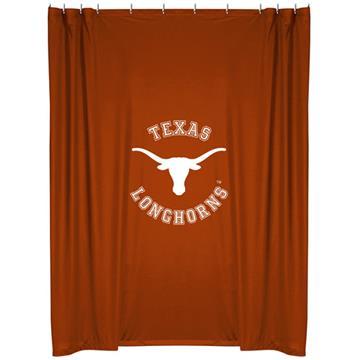 Texas Longhorns Shower Curtain | By DomesticBin