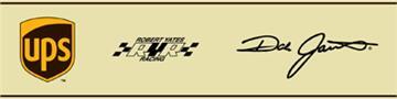 Dale Jarrett Wallborder -Adult-NASCAR #88