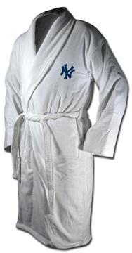 New York Yankees Team Bath Robe | By DomesticBin