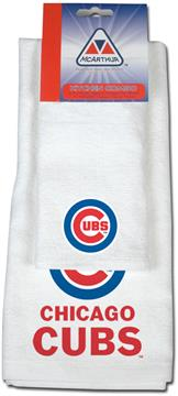 Chicago Cubs Tailgate Towel Sets | By DomesticBin