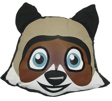 """OVER THE HEDGE 14"""" RJ Pillow 