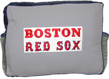 MLB Authentic BOSTON RED SOX Pillow | By DomesticBin
