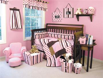 MAYA Nursery Bedding & Accessories by Trend Lab | By DomesticBin