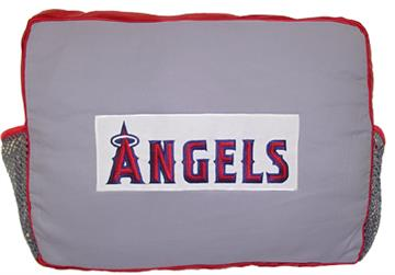MLB Authentic ANAHEIM ANGELS Pillow | By DomesticBin