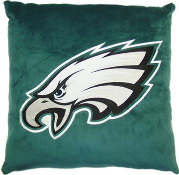 "NFL Philadelphia Eagles 27"" Euro Pillow 