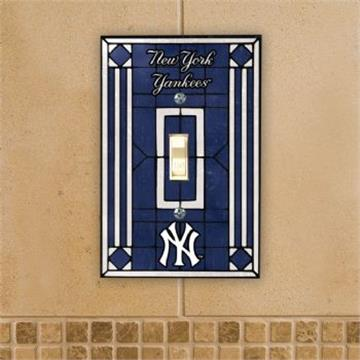 New York Yankees Switch Plate | By DomesticBin