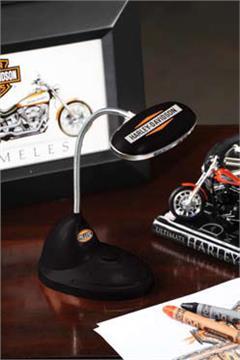 Harley Davidson Led Light Desk Lamp | By DomesticBin