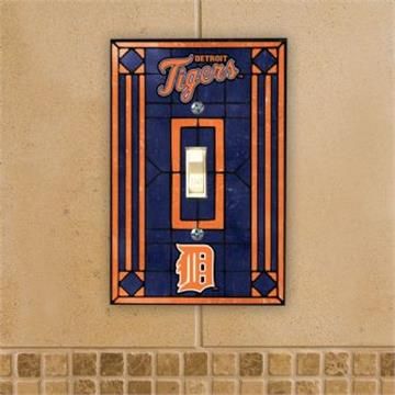 Detroit Tigers Switch Plate | By DomesticBin