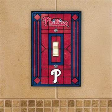 Philadelphia Phillies Switch Plate | By DomesticBin
