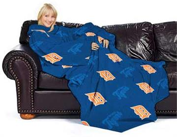 MLB TIGERS Snuggler Blanket | By DomesticBin