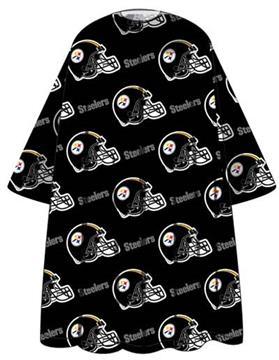NFL STEELERS Snuggler Blanket | By DomesticBin