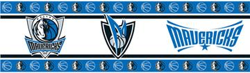 Dallas Mavericks Wall Border | By DomesticBin