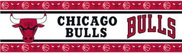Chicago Bulls Wall Border | By DomesticBin