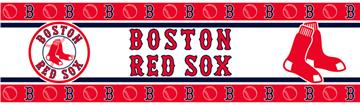MLB Boston Red Sox Peel & Stick Wall Border | By DomesticBin