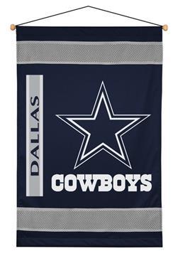 Dallas Cowboys Sidelines Wall Hanging | By DomesticBin