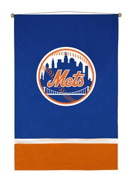 New York Mets Sidelines Wall Hanging | By DomesticBin