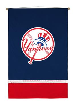New York Yankees Sidelines Wall Hanging | By DomesticBin