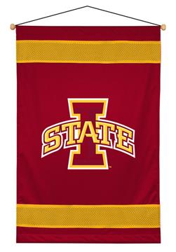 Iowa State Cyclones Sidelines Wall Hanging | By DomesticBin