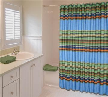 Baja Shower Curtain-Backordered | By DomesticBin