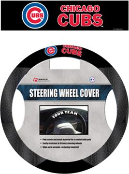 MLB Chicago Cubs Steering Wheel Cover | By DomesticBin