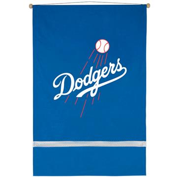 Los Angeles Dodgers Sidelines Wall Hanging | By DomesticBin