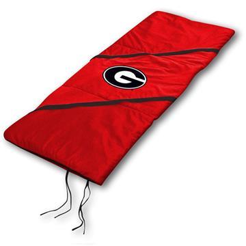 Georgia Bulldogs MVP Sleeping Bag | By DomesticBin