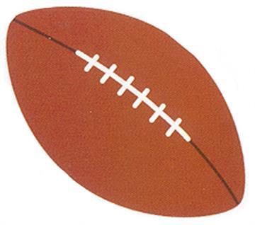 FOOTBALL Fun Rug