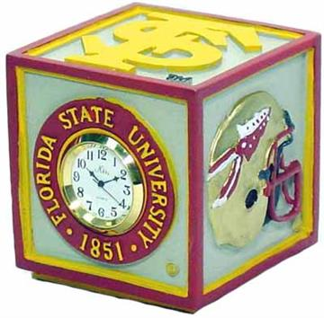 Florida State University Clock   By DomesticBin
