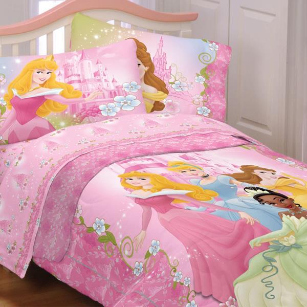 Disney Princess Bedding Quot Dainty Princess Quot Bedding For Girls