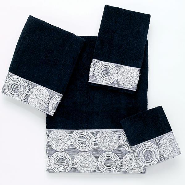 Galaxy Embellished 4 Piece Towel Set By Avanti